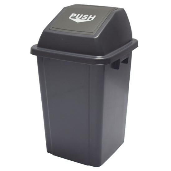 Picture of ALB-13-60L Plastic Swing Waste Bin